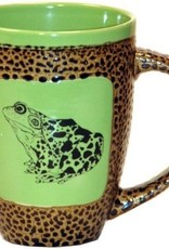 Rare Earth Gallery Frog Mug w/Lid