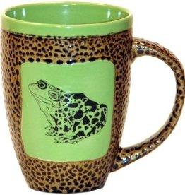 Rare Earth Gallery Frog Mug w/Lid