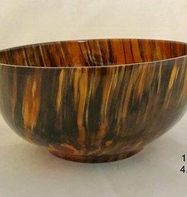Joe Montagnino Bowl, Norfolk Island Pine (#1630)