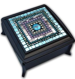 Rare Earth Gallery Breeze w/Dragonfly Jewelry Box