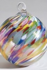 "Rare Earth Gallery ROUND ORNAMENT (3""D)"