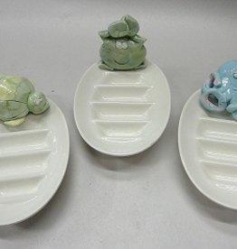 Rare Earth Gallery SOAP DISH (Assorted Designs)