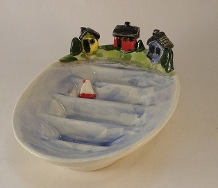 Rare Earth Gallery SOAP DISH (Assorted Designs)