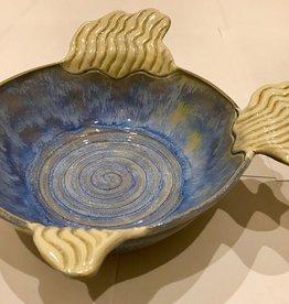 Karen Stern Bowl, Fish (#1721)