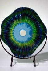"Rare Earth Gallery TROPICAL BREEZE (12"" FULL, EnergyWeb w/ Half-Moon Stand)"