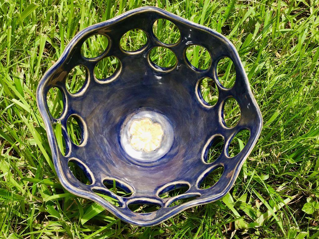 Karen Stern Bowl, Fruit (#1805)