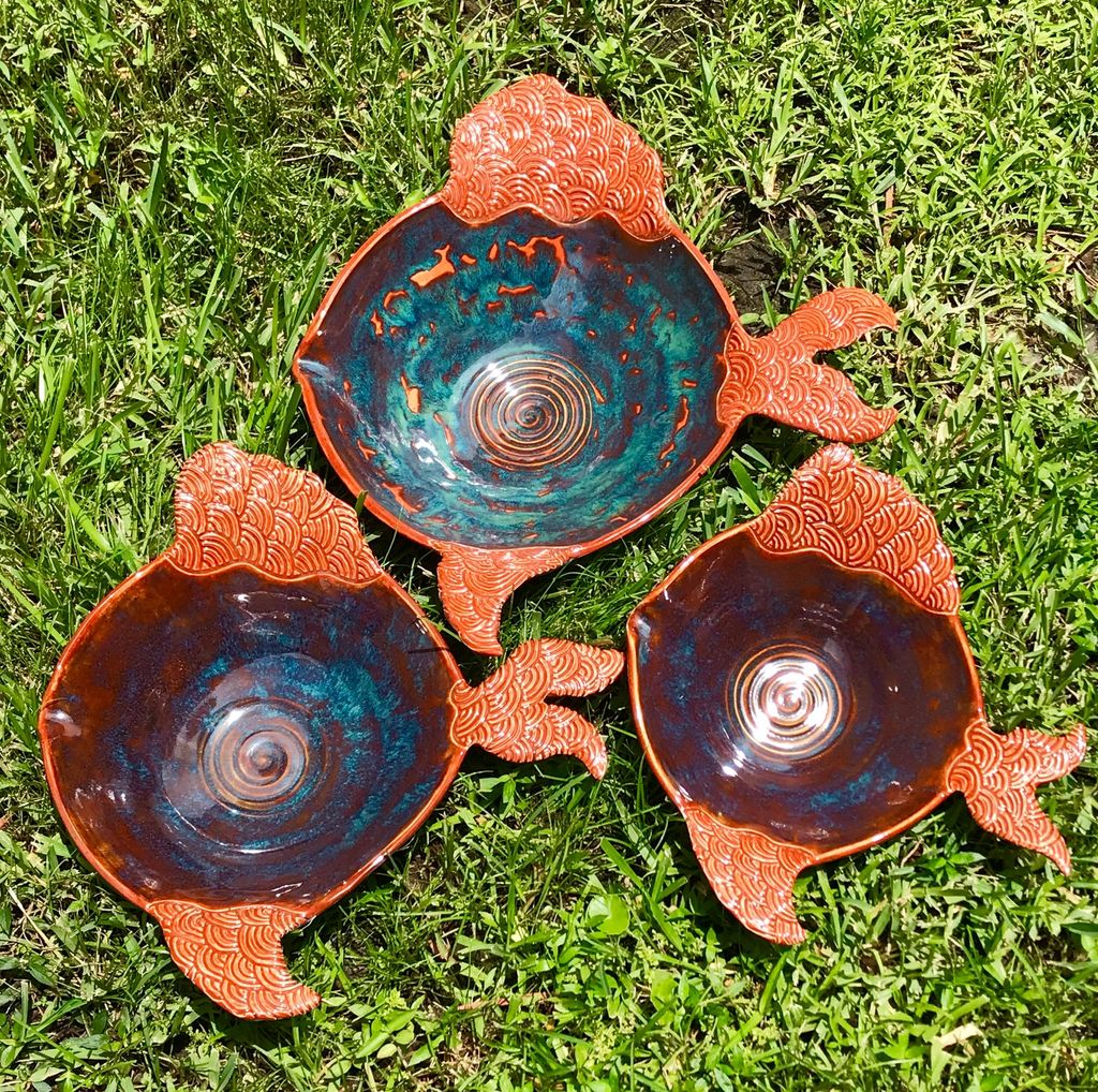 Karen Stern Fish Bowl (Lg, #1806)
