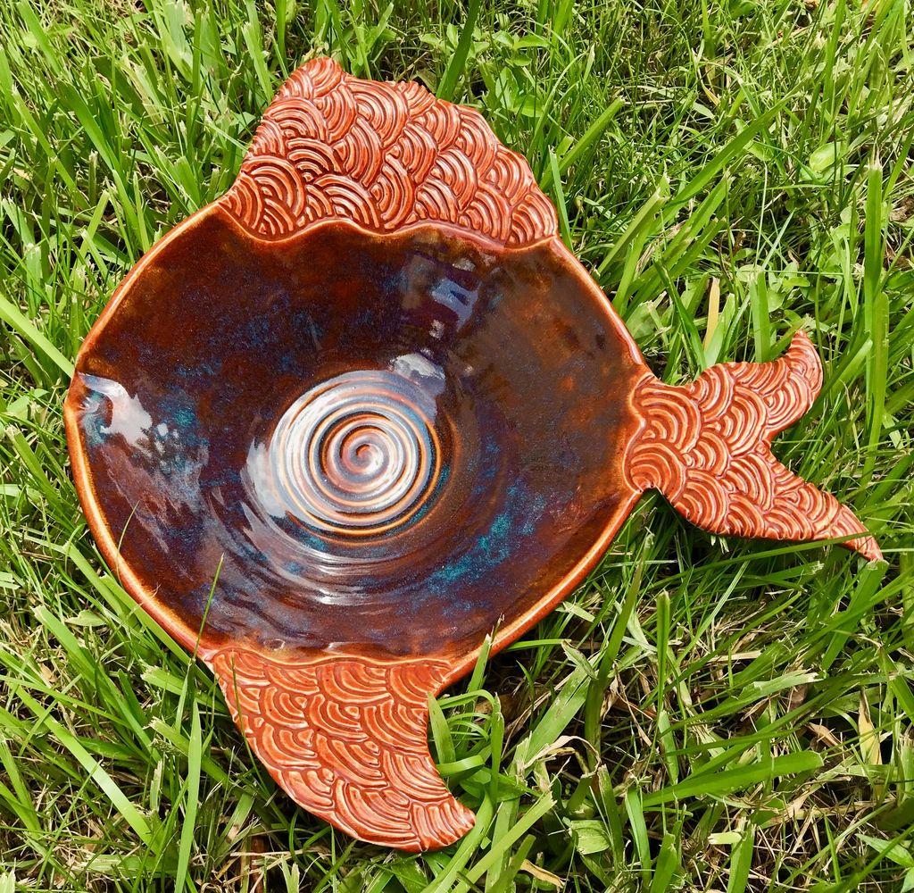 Karen Stern Fish Bowl (Sm, #1808)