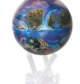 "Rare Earth Gallery Sea Life (MOVA GLOBE 4.5"")"