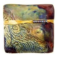 Rare Earth Gallery innerSpirit Rattle: Starry Starry Night (Square)