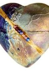 Rare Earth Gallery innerSpirit Rattle: Dragonfly (Heart)