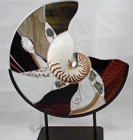 """Rare Earth Gallery Nature's Glory (Brown, 14"""")"""