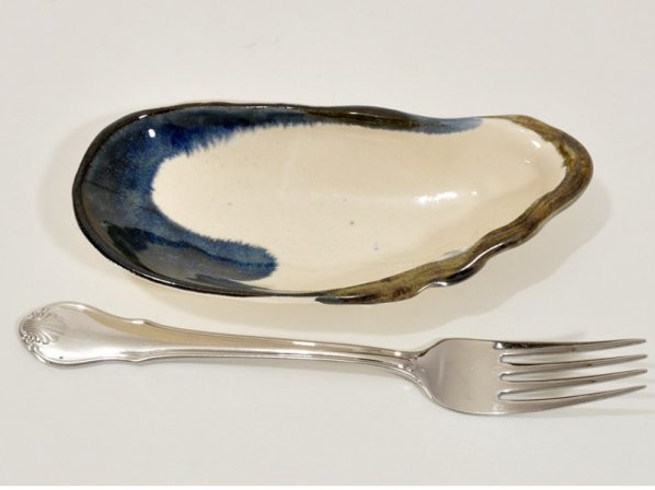 Rare Earth Gallery Dip Bowl (Mussel Shell)