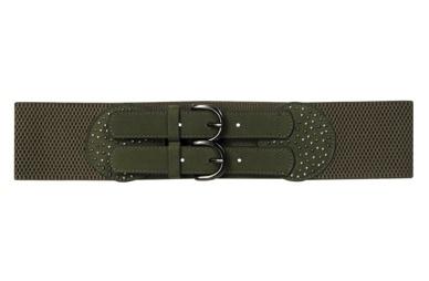 Cobalt CL tab stretch belt