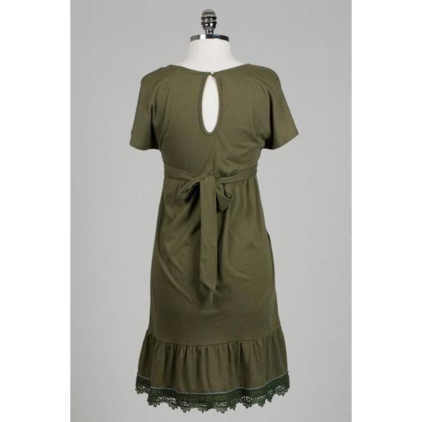 Hazel Hazel kimono sleeve dress