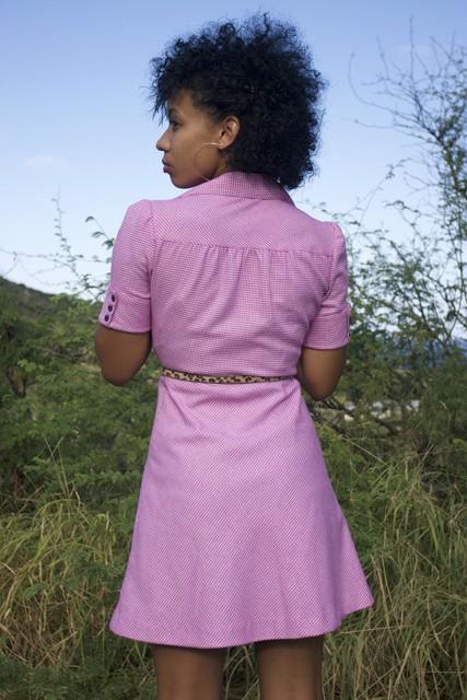 Roberta Oaks Roberta Oaks Downbeat Dress