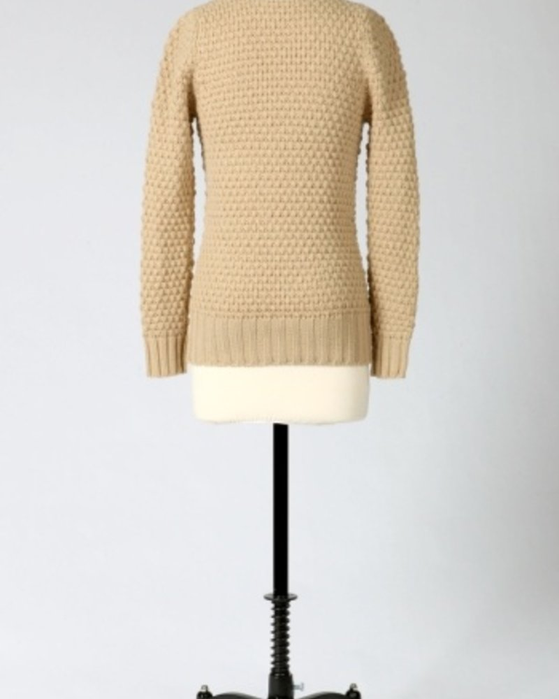 Tulle Tulle V-Neck Sweater