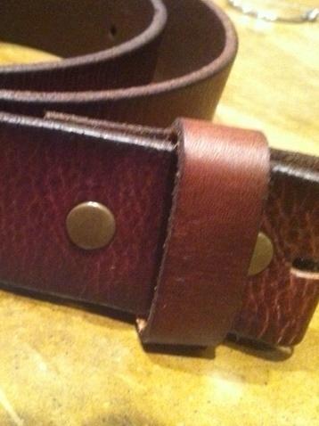 Starr Luna Starr Luna Brown Belt Strap