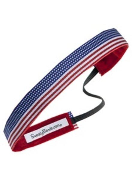 Sweaty Bands Sweaty Bands Team USA Flag