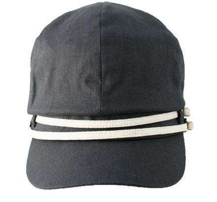 Grace Hats Grace Gina Hat - Navy