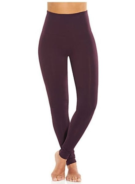 Lysse Lysse Tight Ankle Wicked Legging (Wine/Burgundy color)