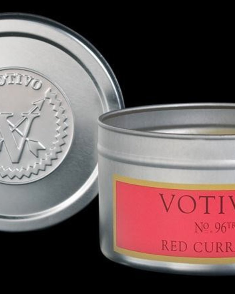 Votivo Votivo Red Currant Travel Tin