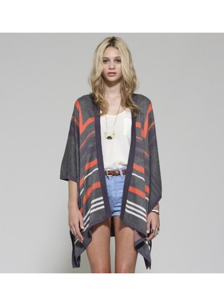 Gentle Fawn Gentle Fawn National Poncho