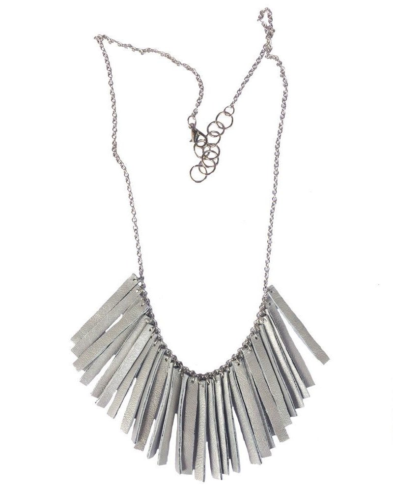 Flocktails Flocktails Donna Necklace - Slate