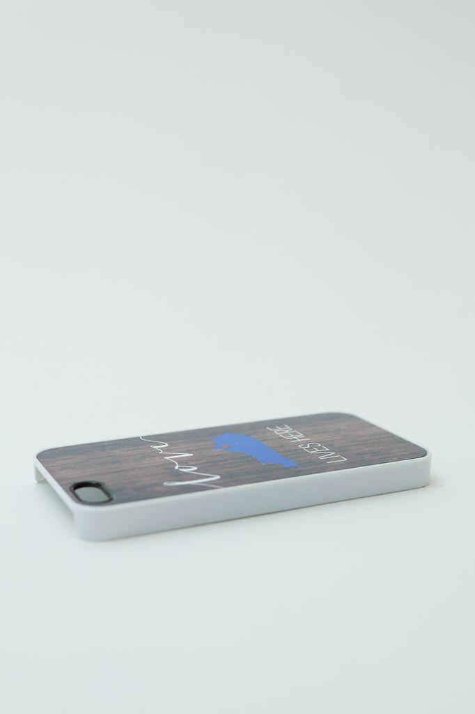 Field Trip Field Trip iPhone 5 / 5s case - Blue KY