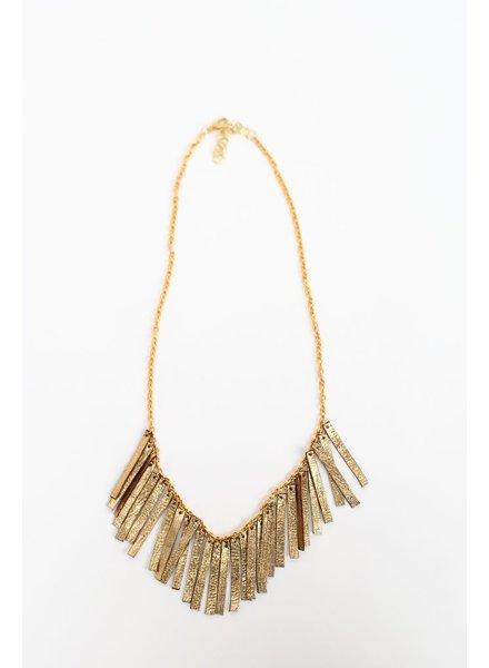 Flocktails Flocktails Donna Necklace - Bronze
