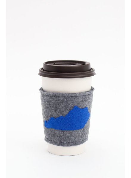 Tiny Treasures Tiny Treasures Reusable Coffee Cup Sleeve, KY