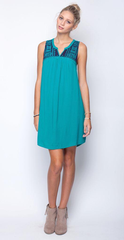 Gentle Fawn Gentle Fawn Tidepool Dress