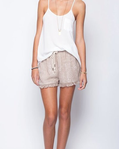 Gentle Fawn Gentle Fawn Bloom print shorts