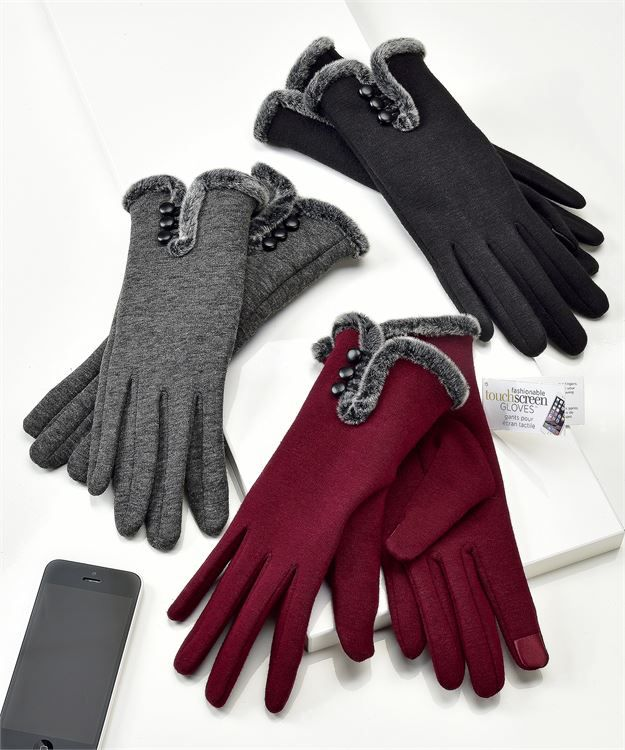 Giftcraft Touchscreen Gloves