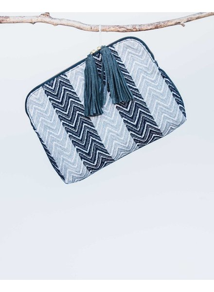 Bloom & Give Kavya Clutch/Makeup Bag