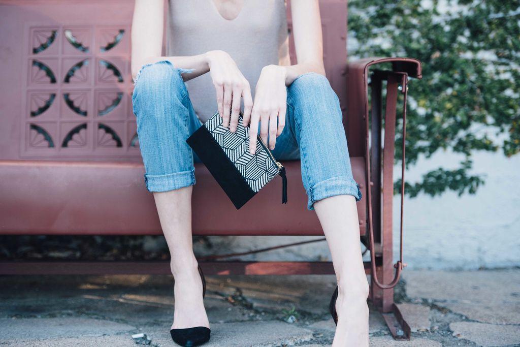 Bloom & Give Kina Organizer/Cosmetic Bag