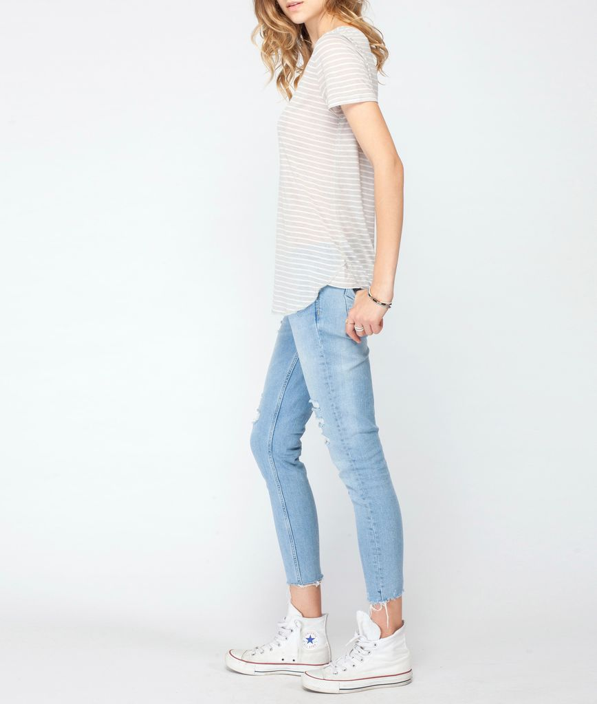 Gentle Fawn Alabama Striped Tee