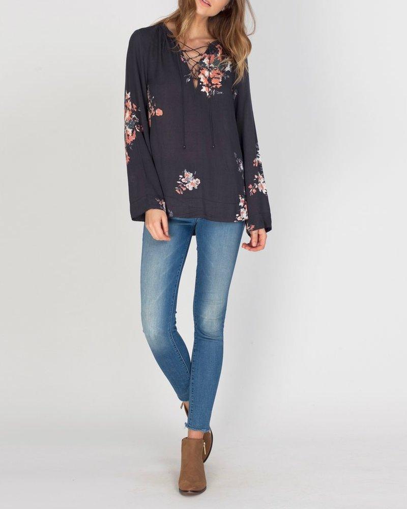 Gentle Fawn Floral print Laurel Bloom Top