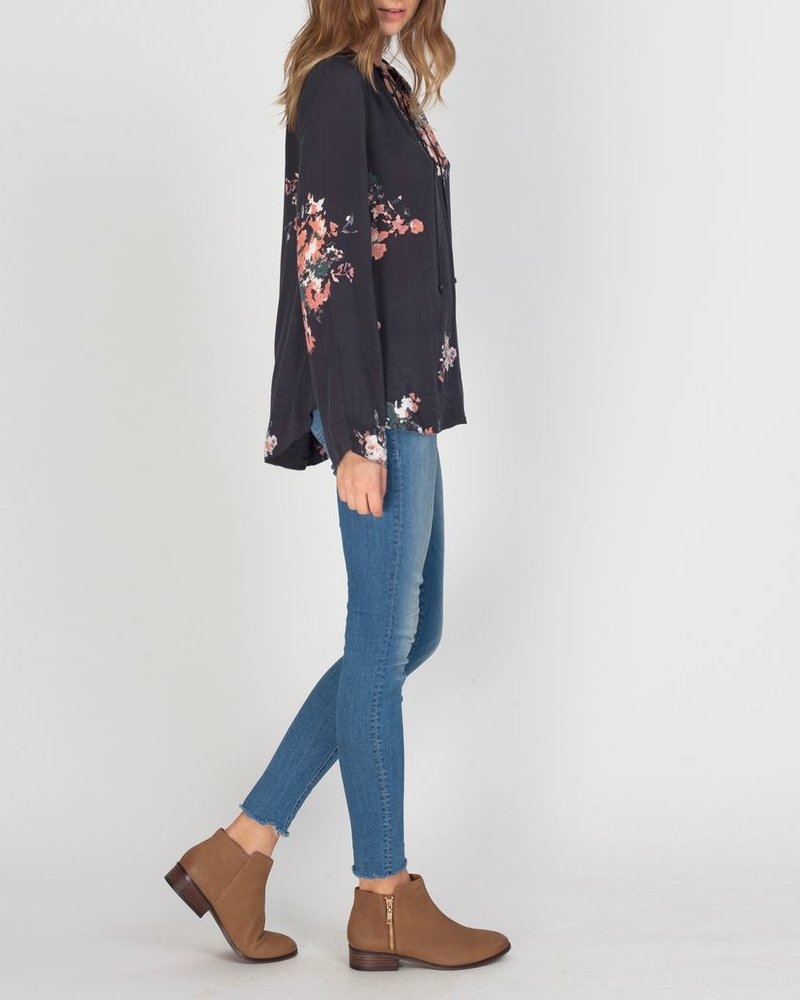 Gentle Fawn Floral print Laurel Bloom Top