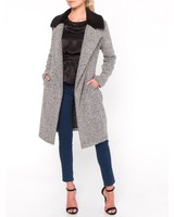 Everly Knee Length Coat