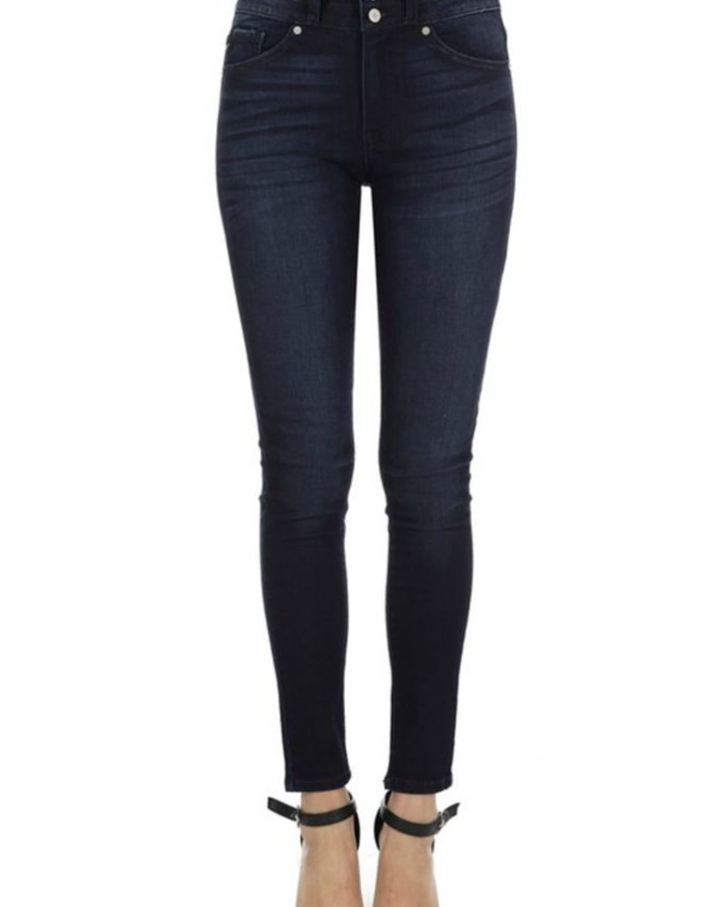 KanCan High waisted dark denim