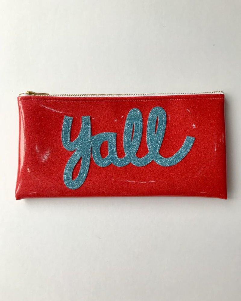 Julie Mollo Y'all clutch