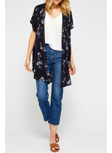 Gentle Fawn Gentle Fawn Floral Kimono