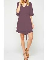 Gentle Fawn Flowy sleeve dress