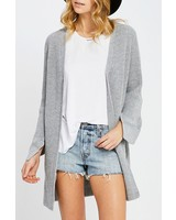 Gentle Fawn Flare Sleeve Cardigan