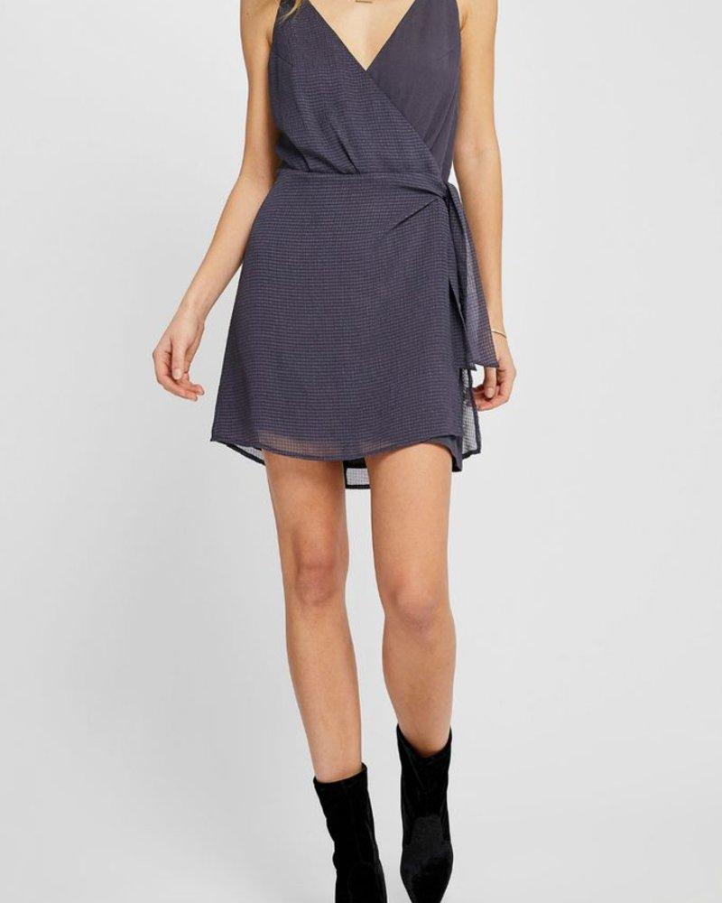 Gentle Fawn Wrap Style Dress
