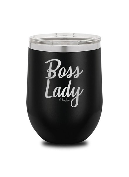 Piper Lou Boss Lady Wine Cup
