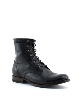 Frye Erin Workboot Black