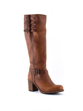 Frye Kelly Belted Tall