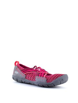 Keen CNX Zephyr Criss Cross Shoe Fuschia